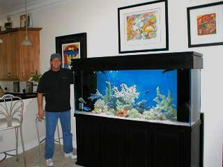 Bob with 150 gallon